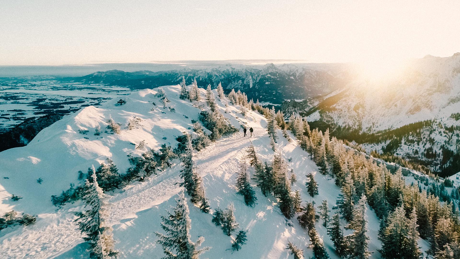 Winterwandern Breitenberg