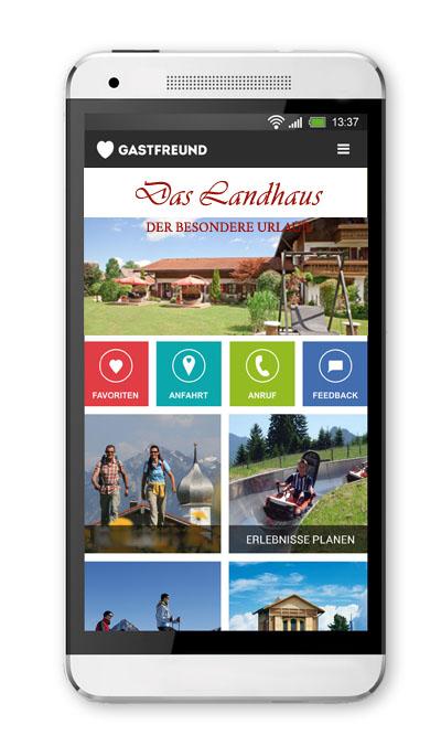 Landhaus Urlaubs App